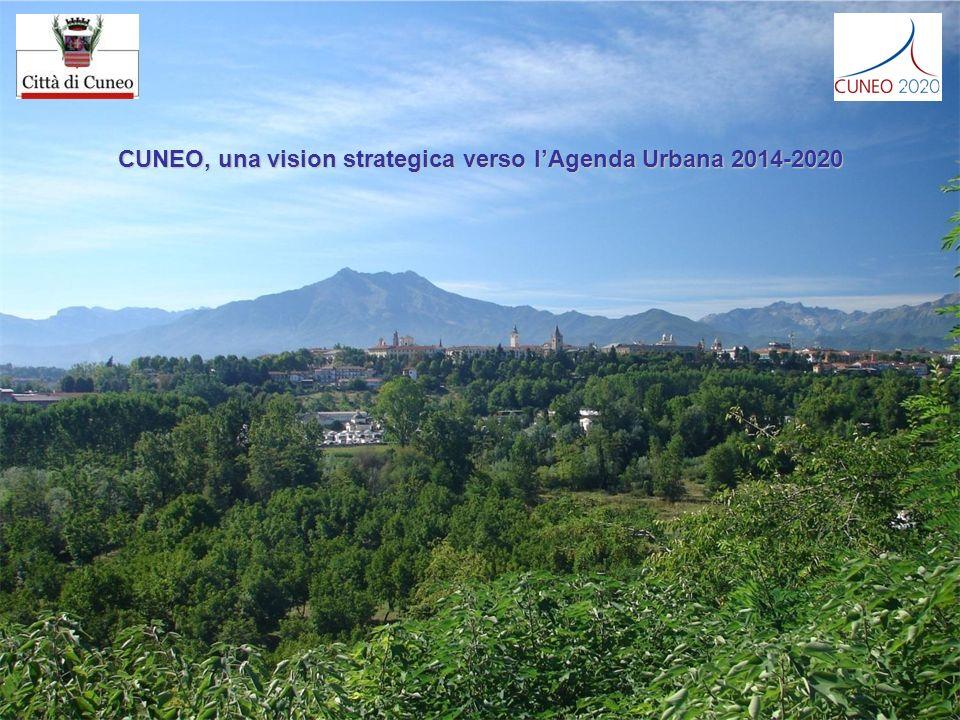 CUNEO, una vision strategica verso l'Agenda Urbana 2014-2020