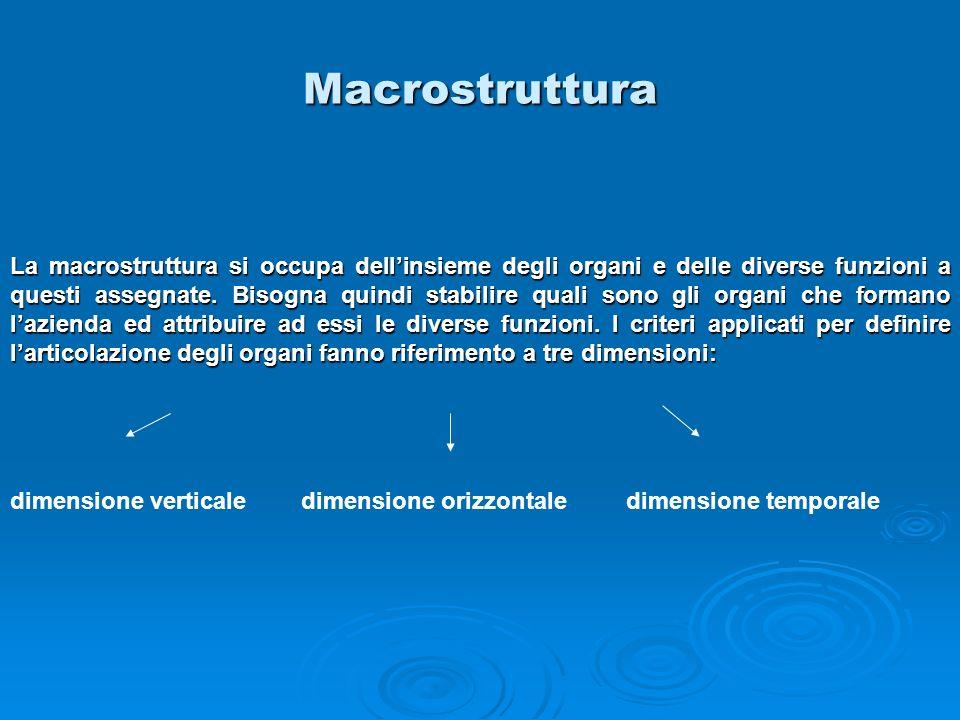 Macrostruttura