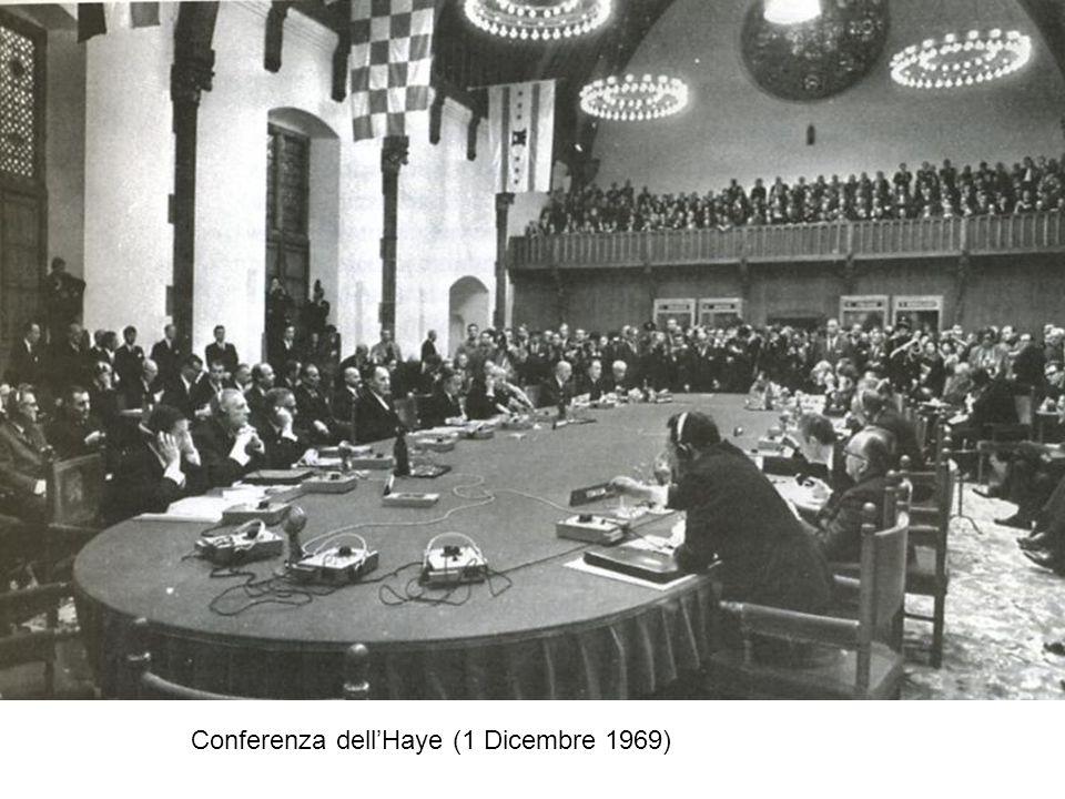 Conferenza dell'Haye (1 Dicembre 1969)