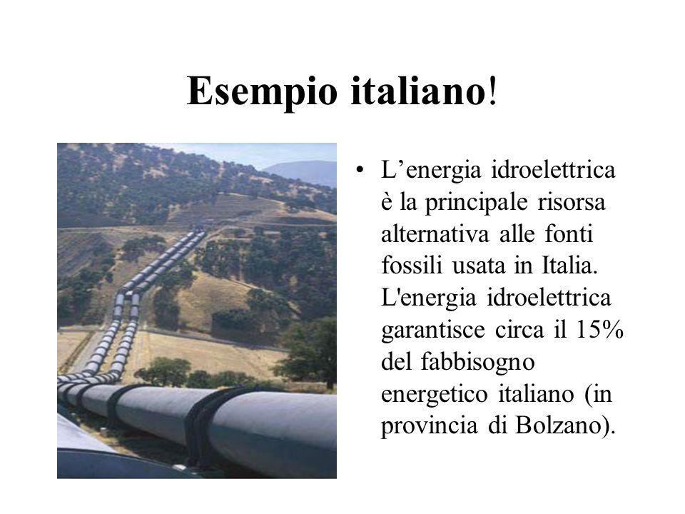 Esempio italiano!