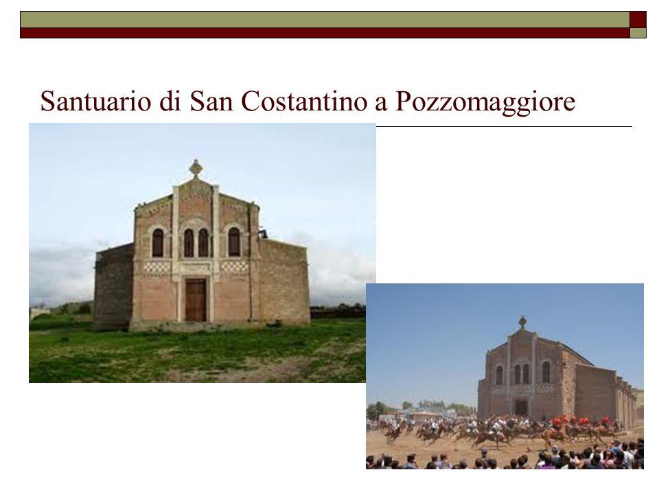 Santuario di San Costantino a Pozzomaggiore