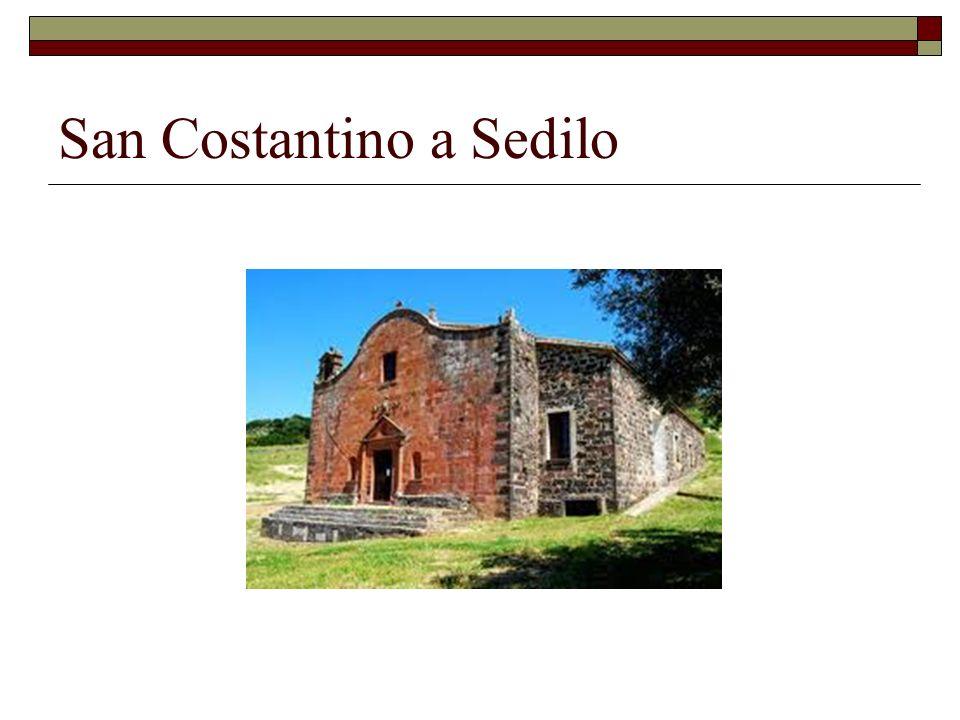San Costantino a Sedilo