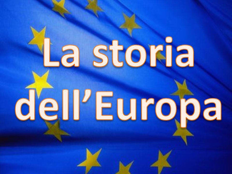 La storia dell'Europa