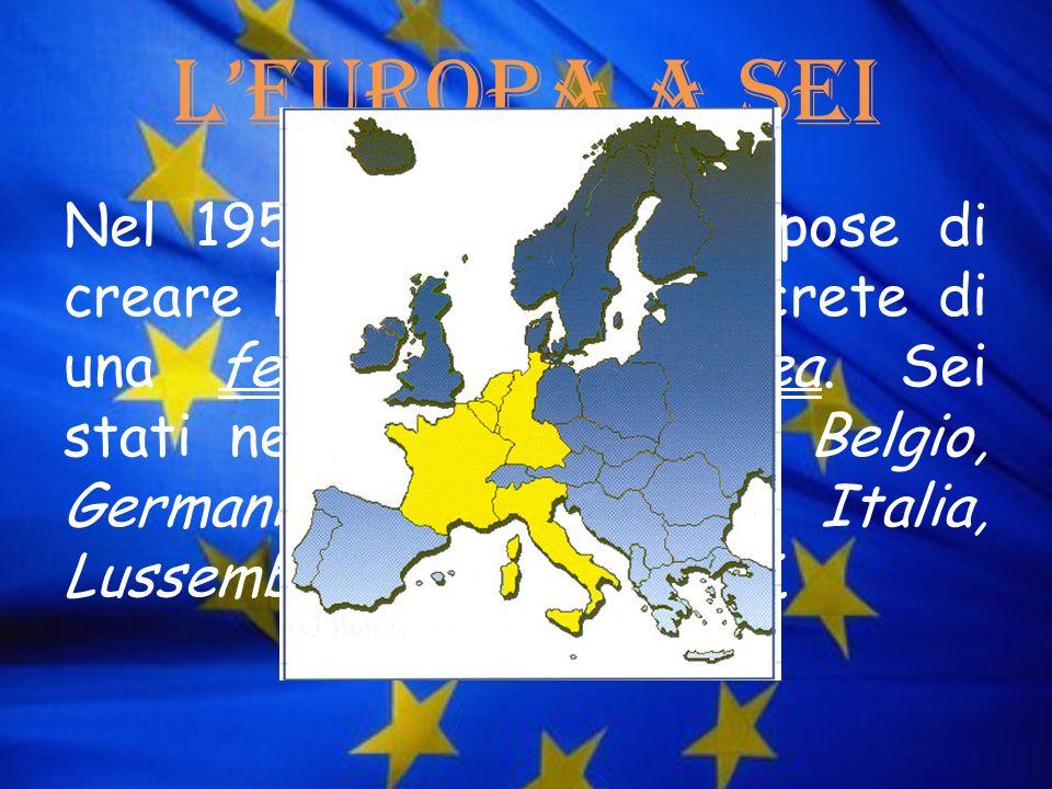 L'Europa a Sei