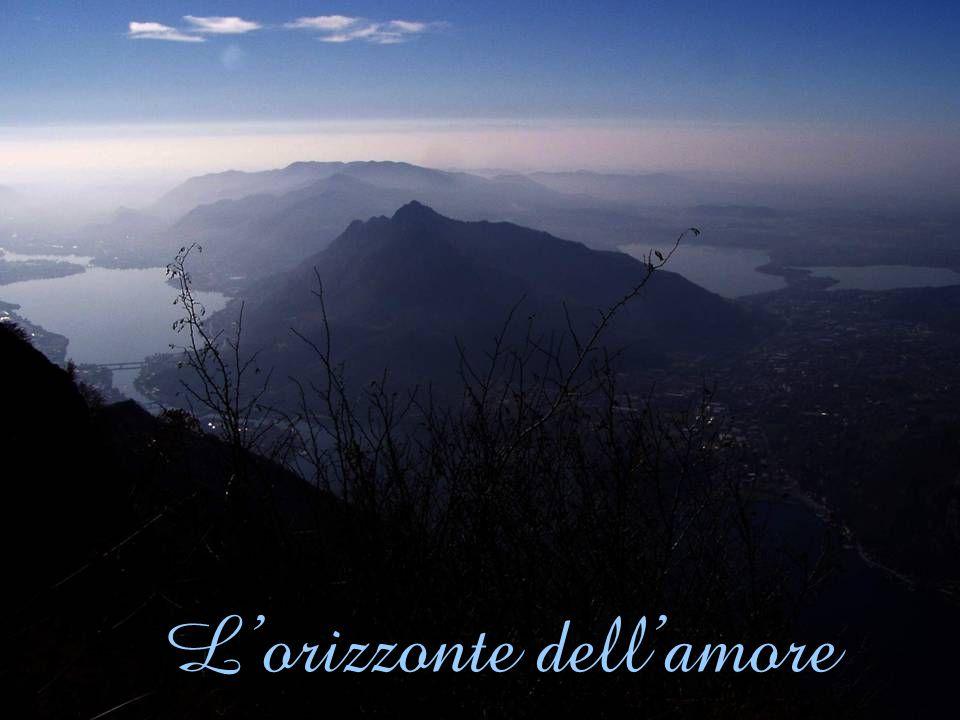 L'orizzonte dell'amore