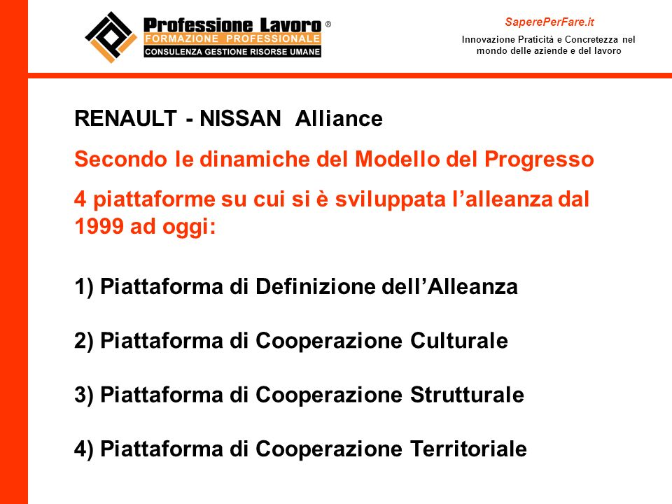 RENAULT - NISSAN Alliance