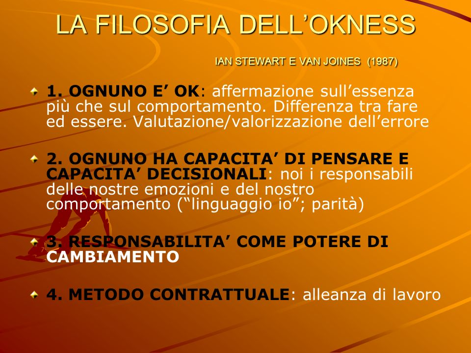LA FILOSOFIA DELL'OKNESS IAN STEWART E VAN JOINES (1987)