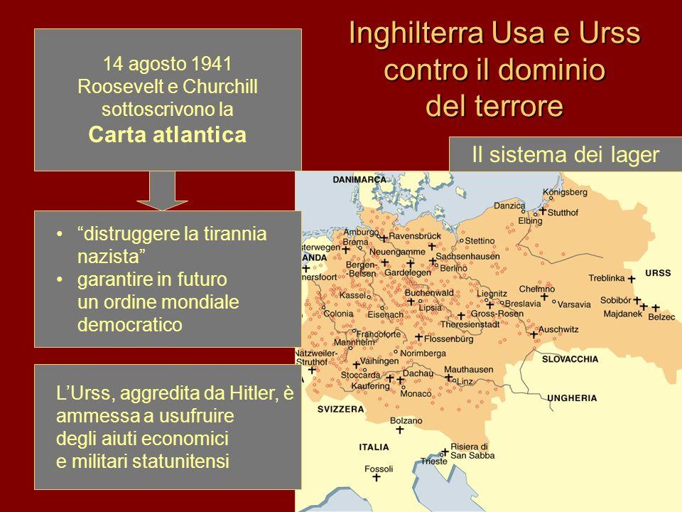 Inghilterra Usa e Urss contro il dominio del terrore