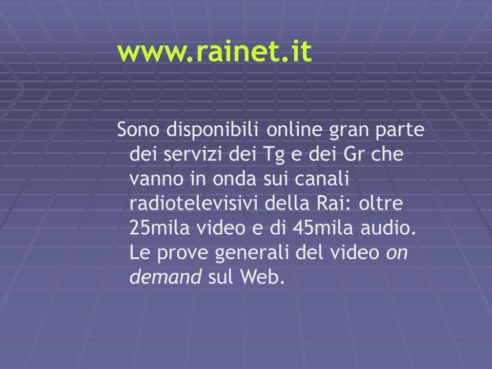 www.rainet.it