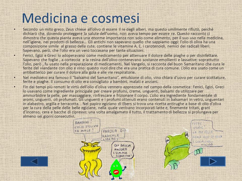 Medicina e cosmesi