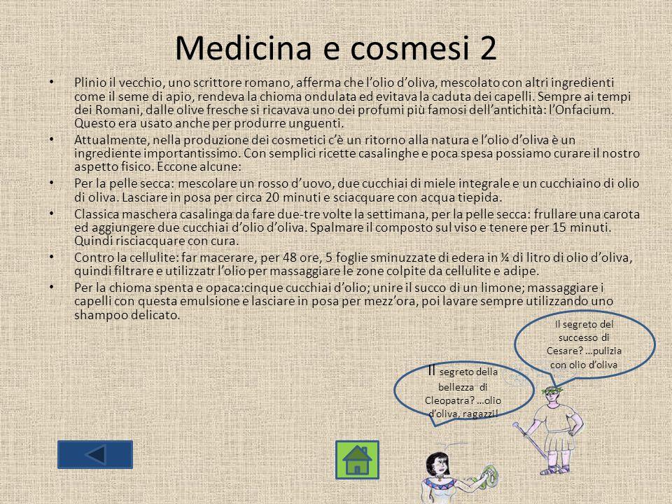 Medicina e cosmesi 2