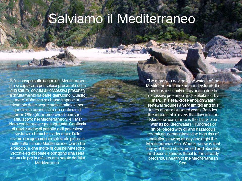 Salviamo il Mediterraneo