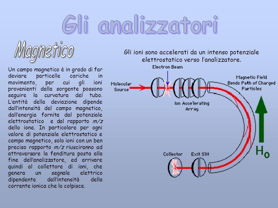 Gli analizzatori Magnetico