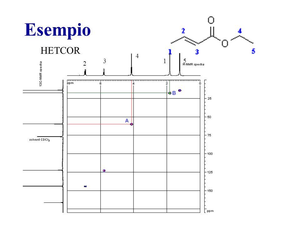 Esempio HETCOR 4 3 1 5 2