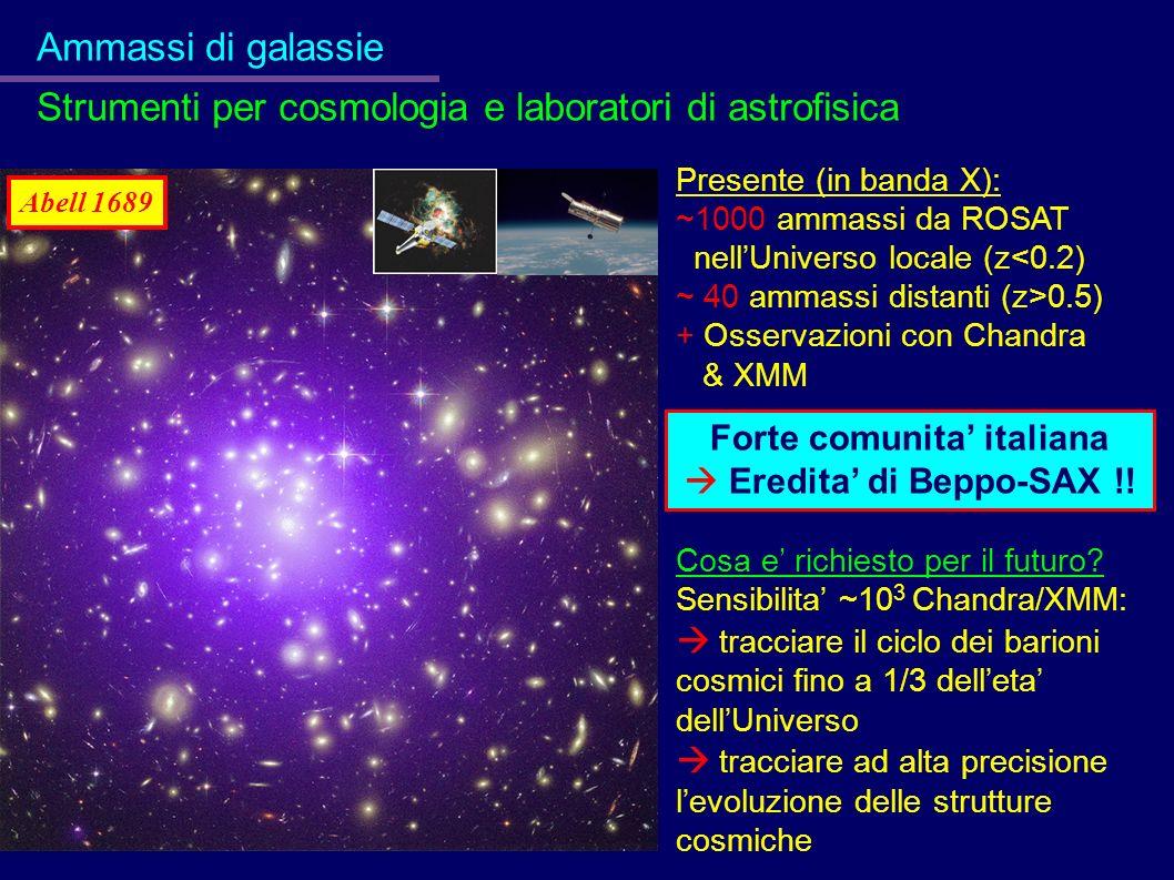 Forte comunita' italiana  Eredita' di Beppo-SAX !!