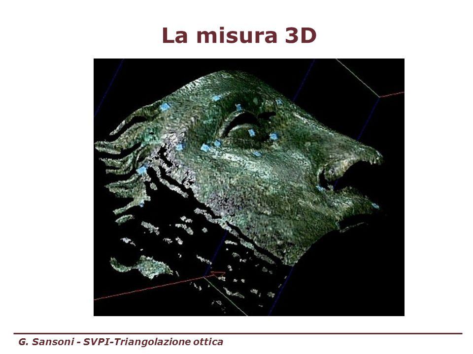 La misura 3D
