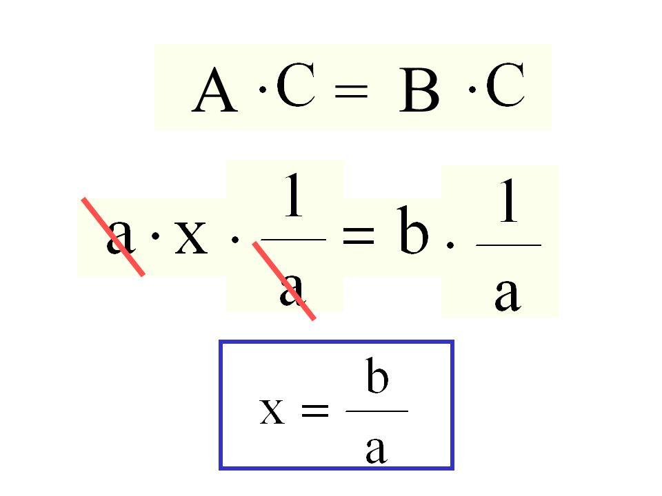 Prodotto ai due membri A = B
