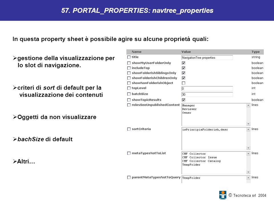 57. PORTAL_PROPERTIES: navtree_properties