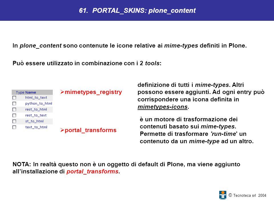 61. PORTAL_SKINS: plone_content