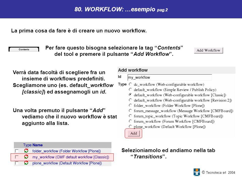 80. WORKFLOW: …esempio pag.2