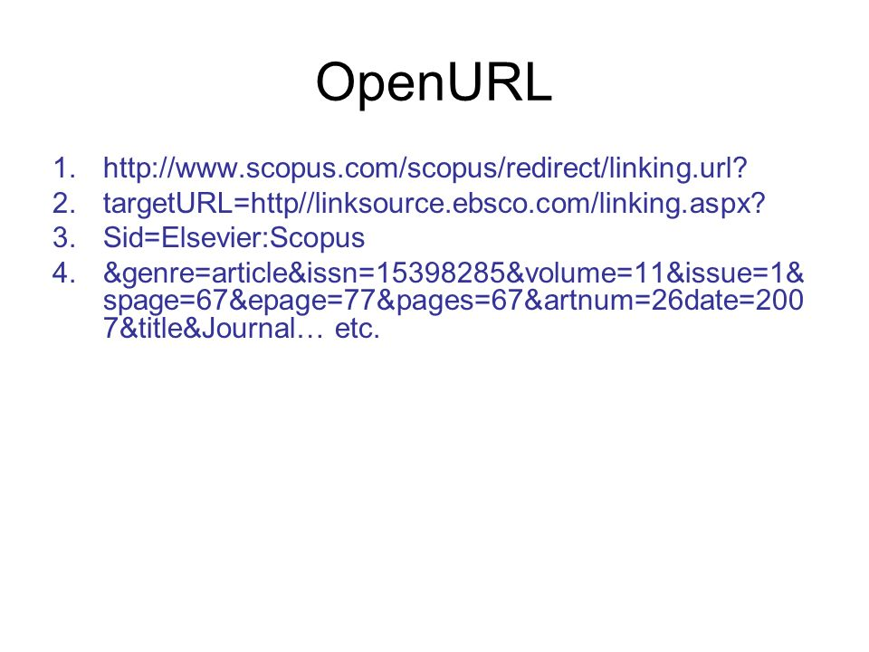 OpenURL http://www.scopus.com/scopus/redirect/linking.url