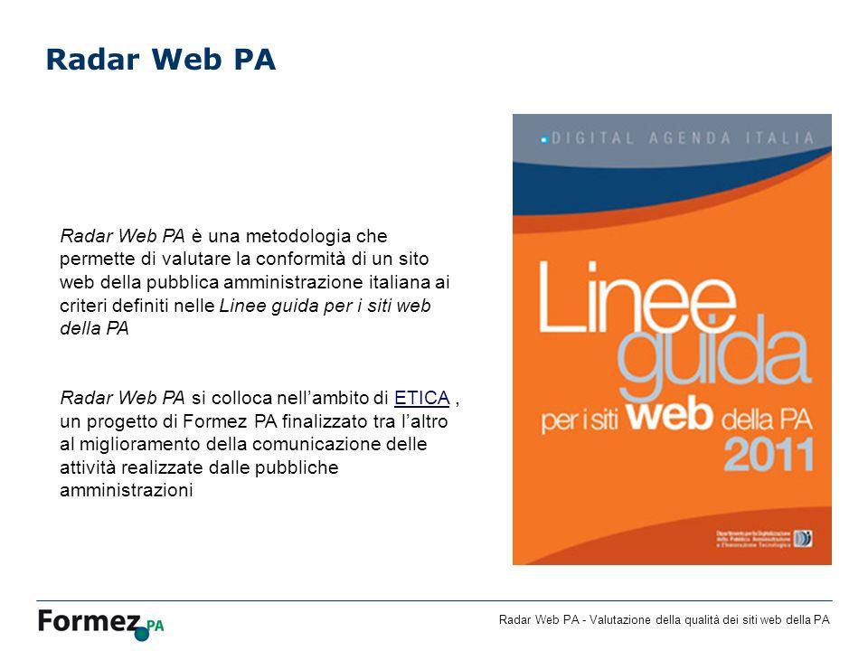 Radar Web PA