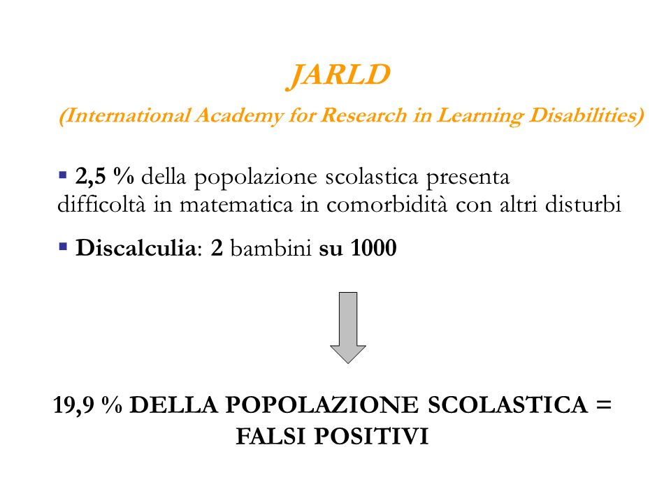 JARLD (International Academy for Research in Learning Disabilities)