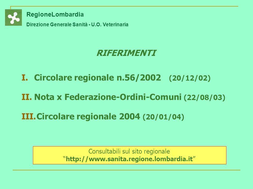 Circolare regionale n.56/2002 (20/12/02)