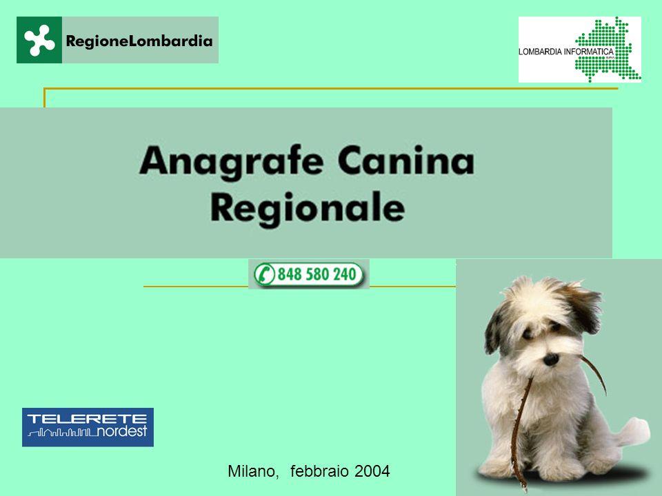 Milano, febbraio 2004