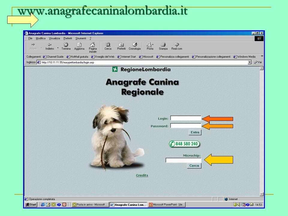 www.anagrafecaninalombardia.it