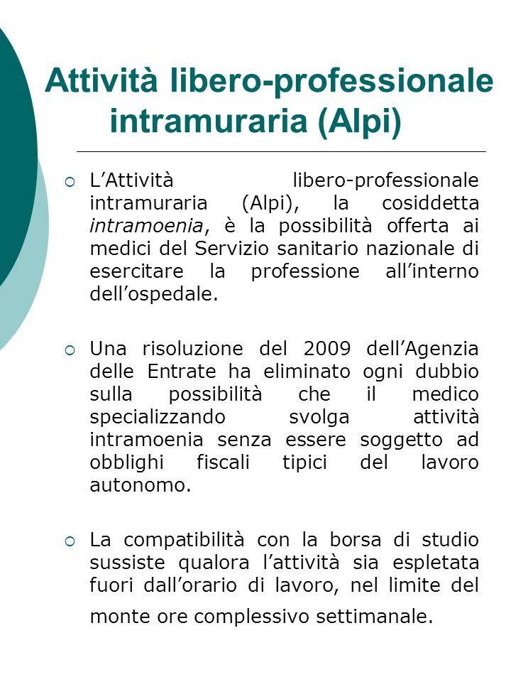 Attività libero-professionale intramuraria (Alpi)