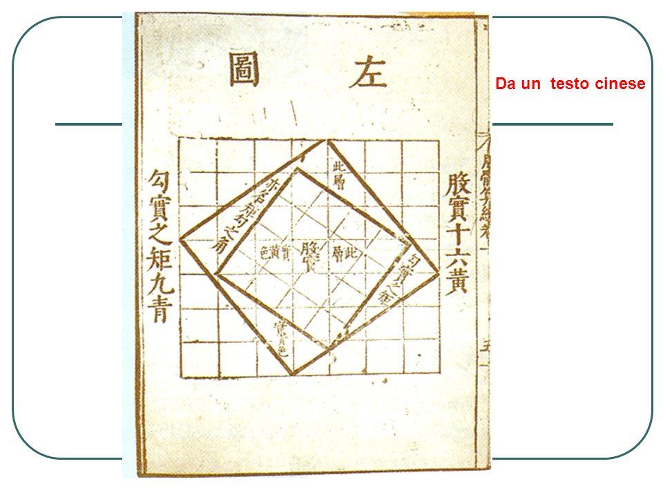 Da un testo cinese