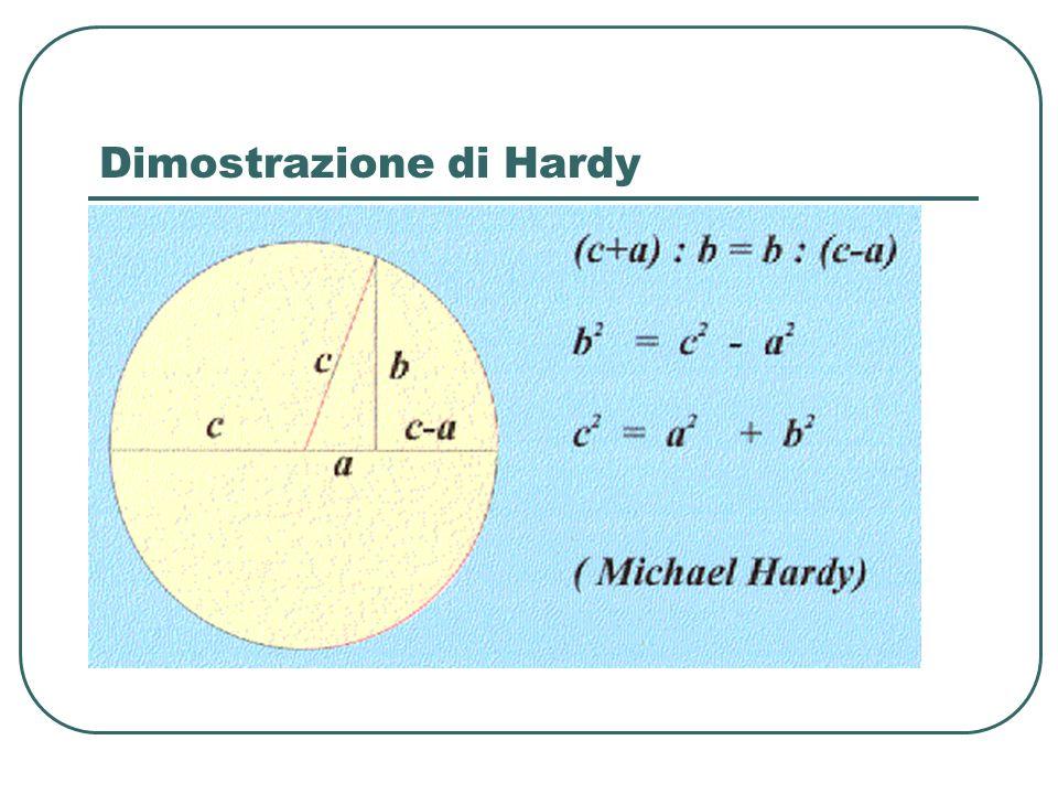 Dimostrazione di Hardy