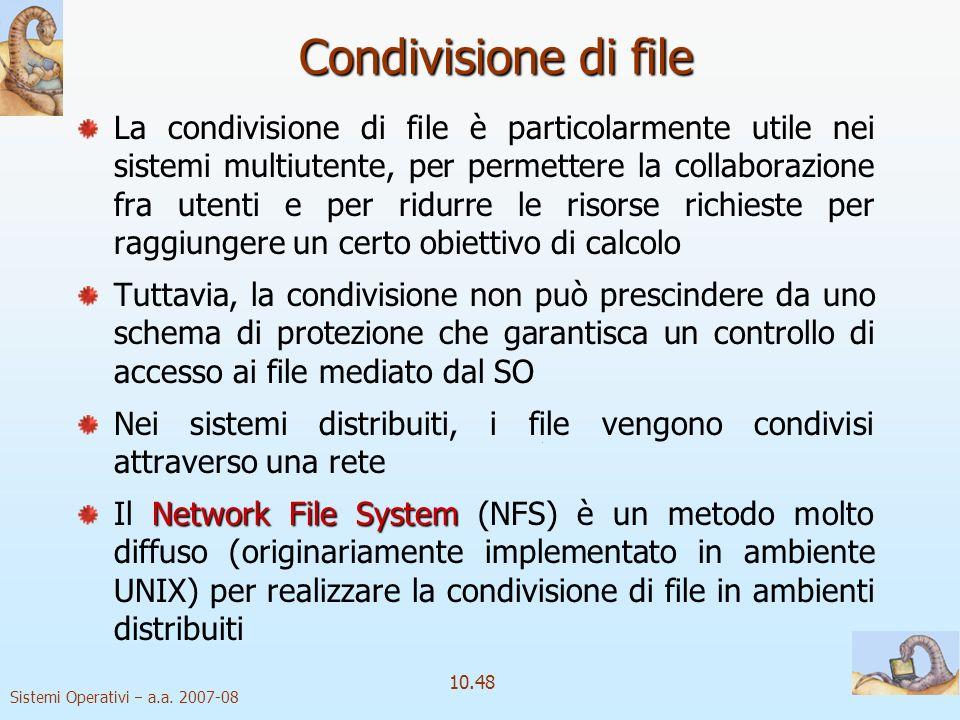 Condivisione di file