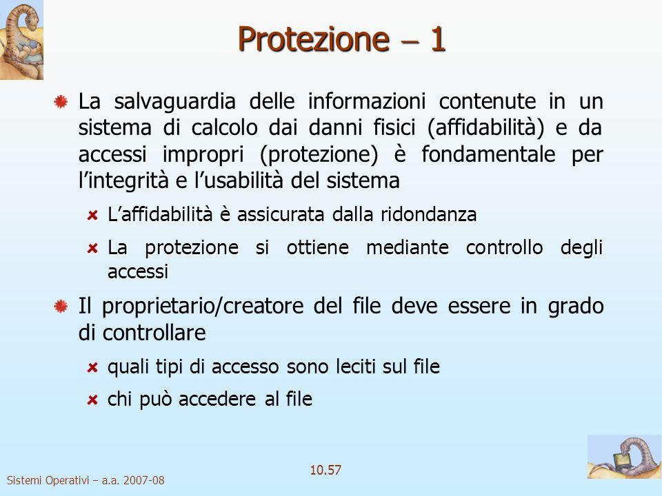 Protezione  1