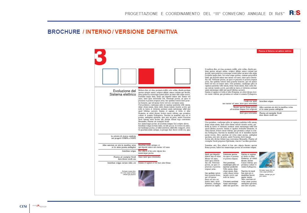 BROCHURE / INTERNO / VERSIONE DEFINITIVA