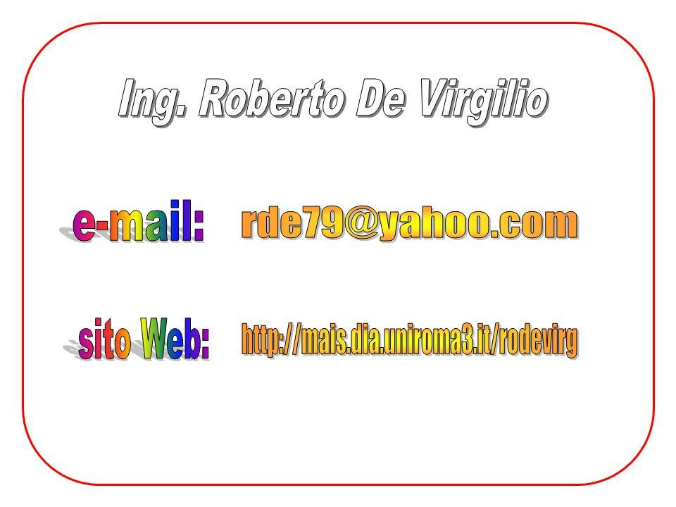 Ing. Roberto De Virgilio