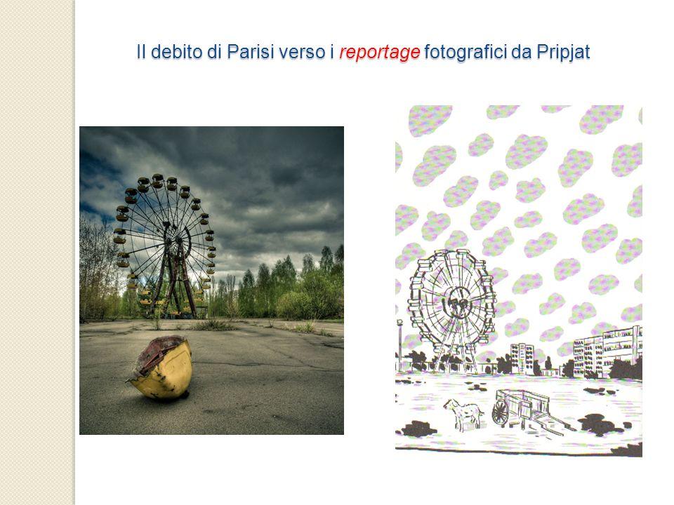 Il debito di Parisi verso i reportage fotografici da Pripjat