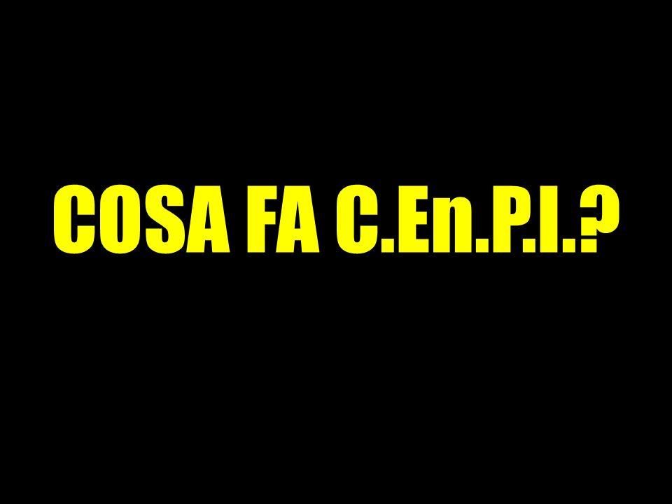 COSA FA C.En.P.I.
