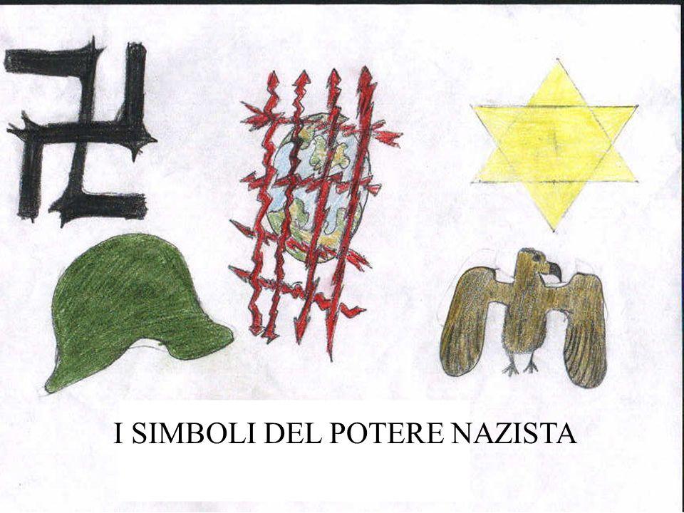 I SIMBOLI DEL POTERE NAZISTA