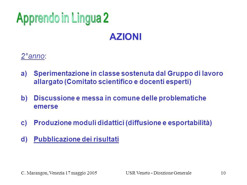USR Veneto - Direzione Generale