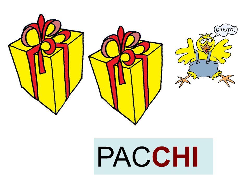 PACCHI