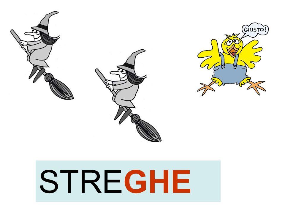 STREGHE