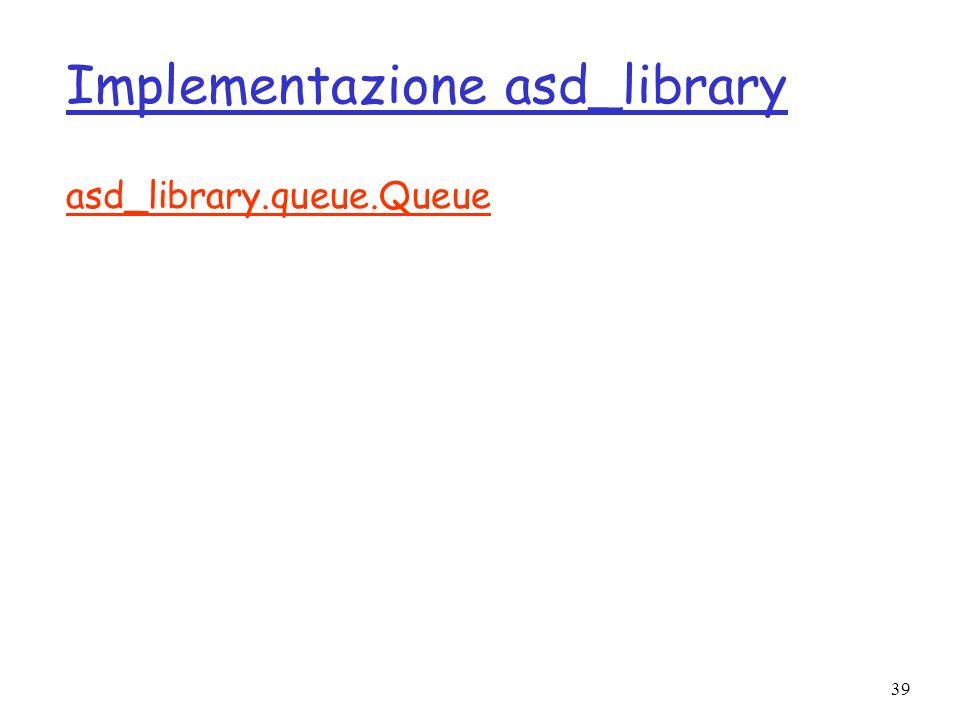 Implementazione asd_library