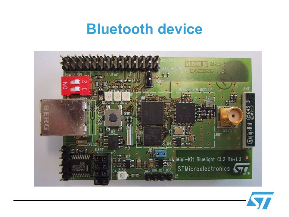 Bluetooth device