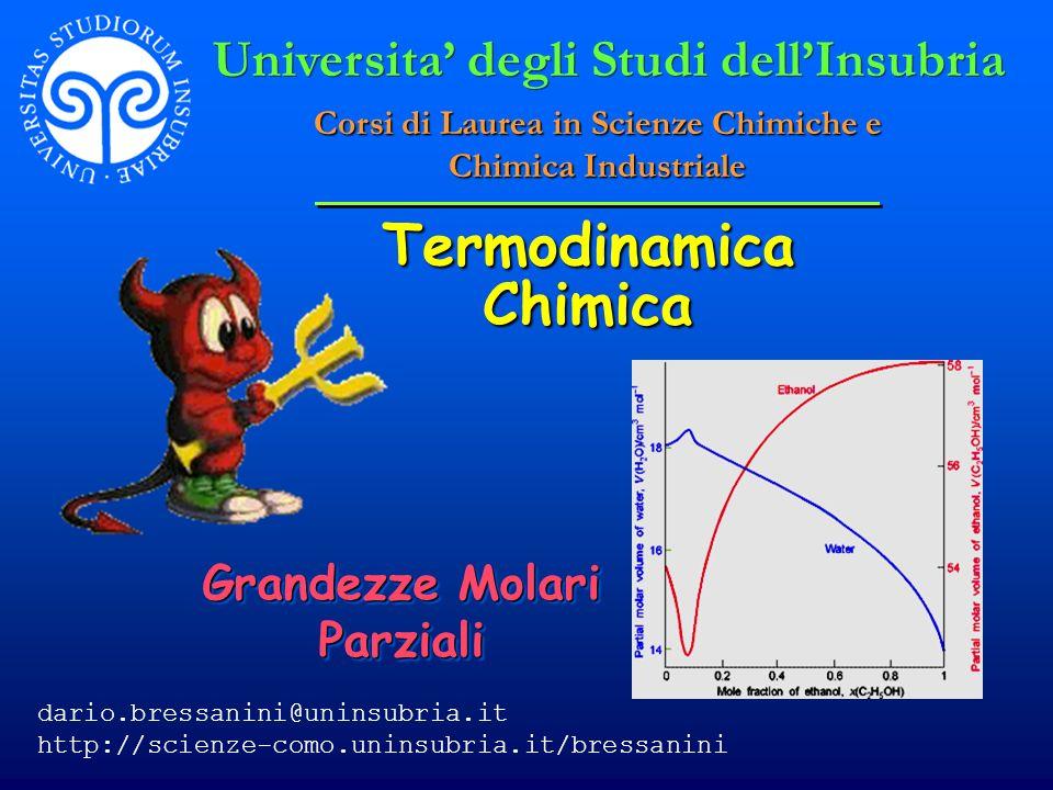 Termodinamica Chimica