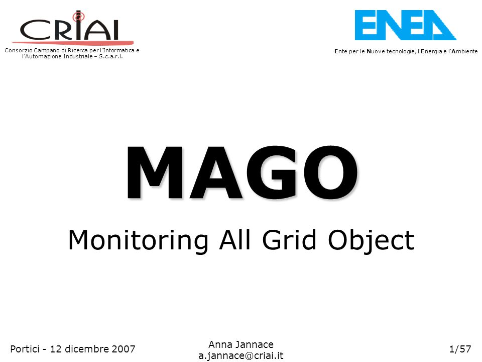 Monitoring All Grid Object