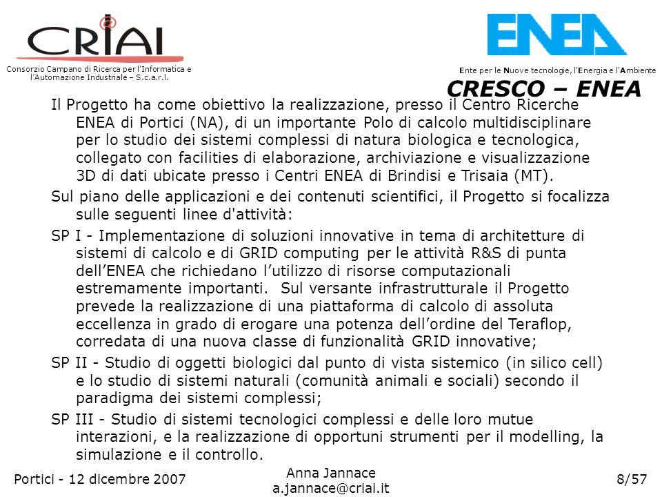 CRESCO – ENEA