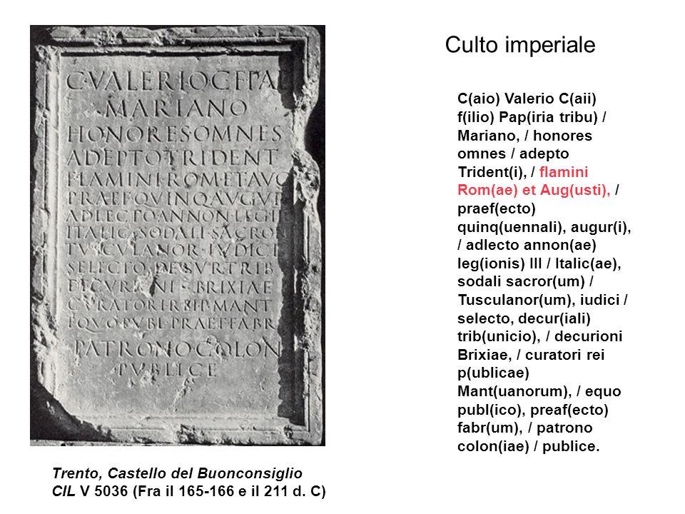 Culto imperiale