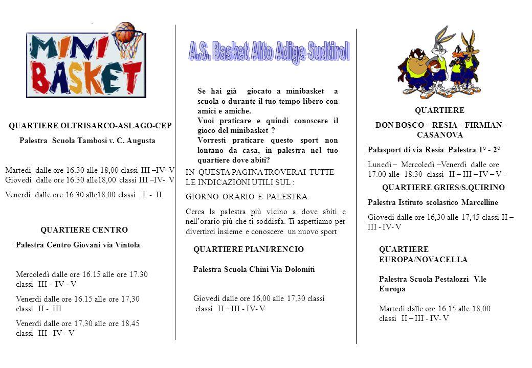 A.S. Basket Alto Adige Sudtirol